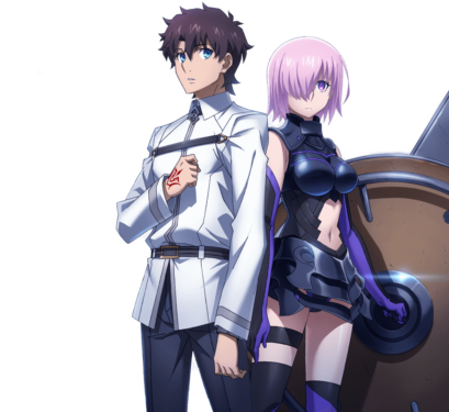 Animé de Fate/Grand Order